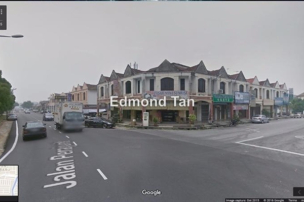 For Rent Shop at Taman Ipoh Timur, Ipoh Leasehold Unfurnished 0R/0B 1.6k