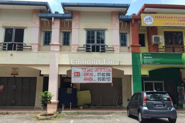 For Sale Shop at Sunway City Ipoh, Tambun Leasehold Unfurnished 0R/0B 480k