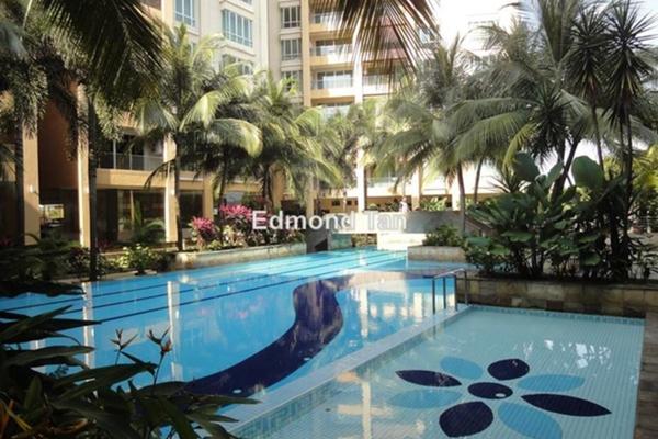 For Sale Condominium at Damaipuri Condominium, Ipoh Leasehold Semi Furnished 3R/2B 520k