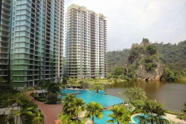 For Sale Condominium at The Haven, Tambun Leasehold Semi Furnished 3R/2B 851k