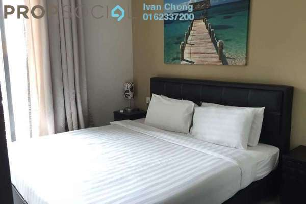 For Rent Apartment at Taragon Puteri Bintang, Pudu Freehold Fully Furnished 0R/1B 2.3k