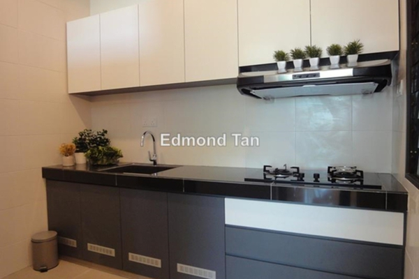 For Sale Condominium at Polo Residence, Ipoh Leasehold Semi Furnished 3R/3B 794k