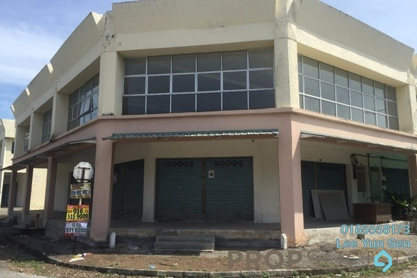 For Rent Shop at Bandar Cyber, Ipoh Freehold Unfurnished 0R/4B 2.5k