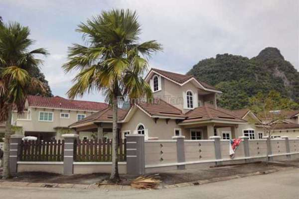 For Sale Bungalow at Sunway City Ipoh, Tambun Leasehold Semi Furnished 4R/5B 1.8百万