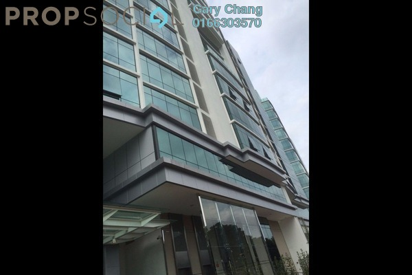 For Rent Office at UOA Business Park, Saujana Freehold Unfurnished 0R/0B 4.2k