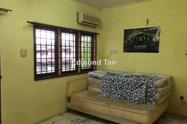 For Sale Terrace at Taman Seri Gaya, Ipoh Leasehold Semi Furnished 3R/2B 230k