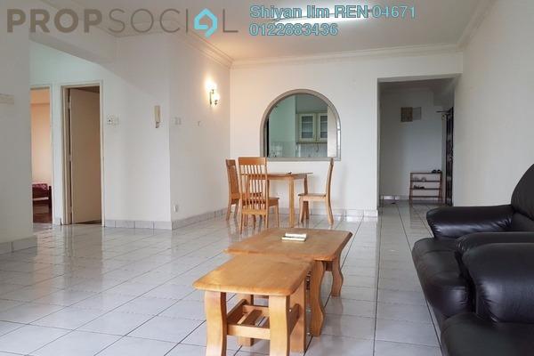 For Rent Condominium at Villa Angsana, Jalan Ipoh Freehold Semi Furnished 4R/3B 1.7k
