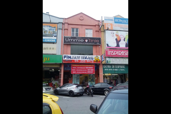 For Rent Shop at Greentown Business Centre, Ipoh Leasehold Unfurnished 0R/2B 1.6k