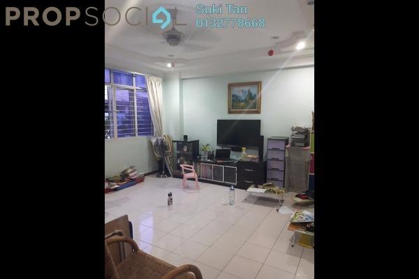 For Sale Duplex at Amandari, Segambut Freehold Semi Furnished 4R/3B 580k