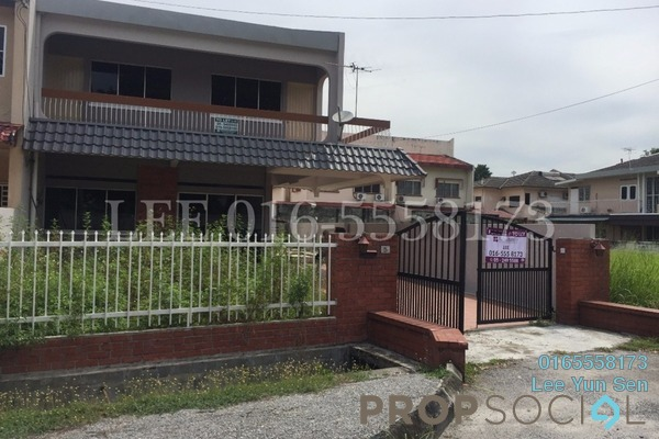 For Rent Semi-Detached at Taman Happy, Ipoh Freehold Unfurnished 5R/3B 1k