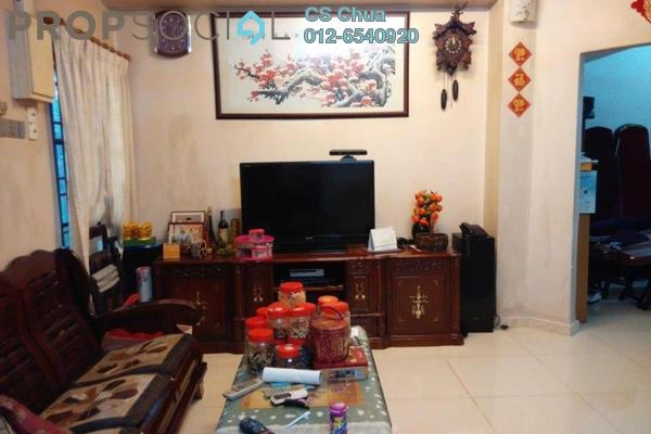 For Sale Terrace at Saujana Damansara, Damansara Damai Leasehold Semi Furnished 4R/3B 850k