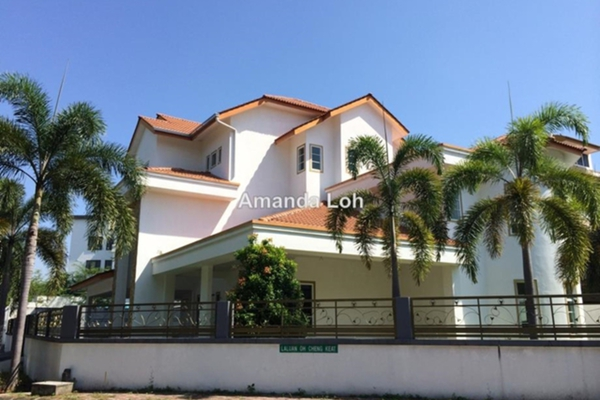 For Sale Bungalow at The Thompson, Ipoh Freehold Unfurnished 5R/5B 1.85m