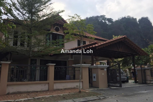 For Sale Bungalow at Sunway City Ipoh, Tambun Leasehold Semi Furnished 5R/4B 1.5百万
