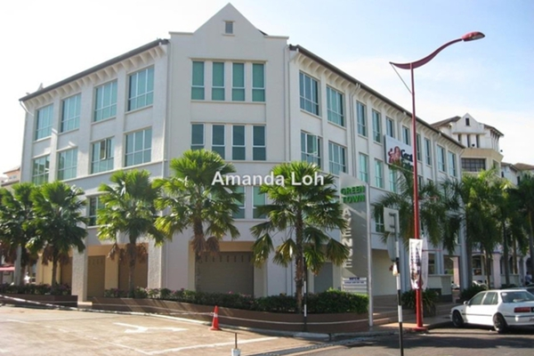 For Rent Office at Greentown Business Centre, Ipoh Leasehold Unfurnished 0R/0B 7k