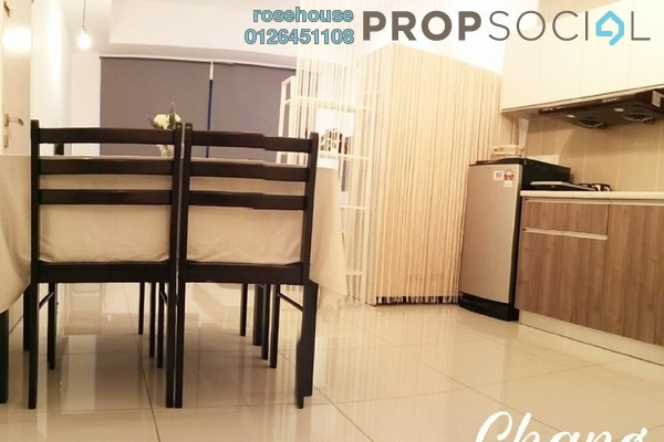 For Rent Serviced Residence at Icon City, Petaling Jaya Leasehold Fully Furnished 1R/1B 1.4k
