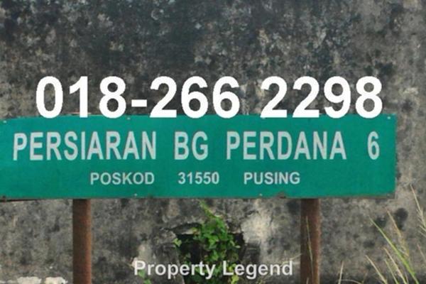 For Sale Land at Taman Batu Gajah Perdana, Batu Gajah Leasehold Unfurnished 0R/0B 6.16m
