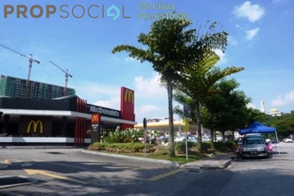 Damansara damai mcdonalds small