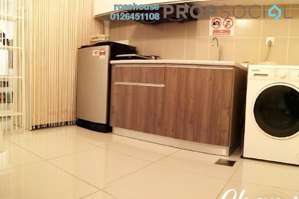 For Rent Serviced Residence at Icon Residenz, Petaling Jaya Leasehold Fully Furnished 1R/1B 1.4k