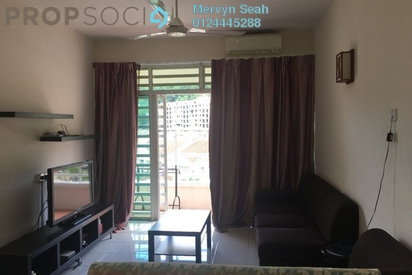 For Sale Condominium at Regency Heights, Sungai Ara Freehold Fully Furnished 3R/2B 538k
