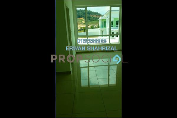 For Rent Terrace at Dextora, Bandar Sri Sendayan Freehold Semi Furnished 4R/3B 1k
