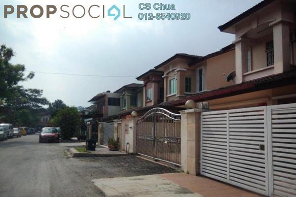 For Sale Terrace at Saujana Damansara, Damansara Damai Leasehold Unfurnished 4R/3B 750k