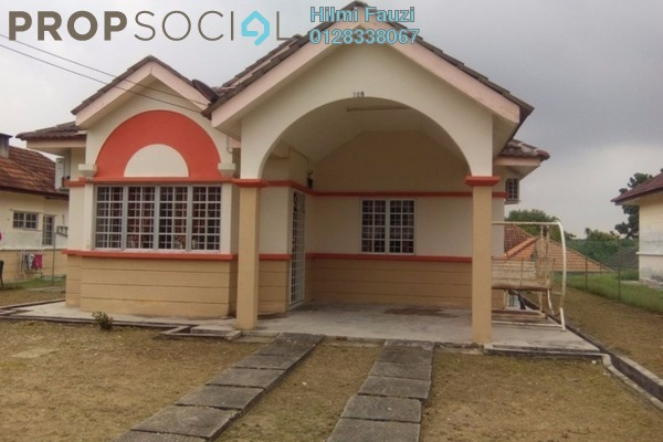 For Sale Bungalow at Lavender Heights, Senawang Freehold Semi Furnished 3R/2B 750k