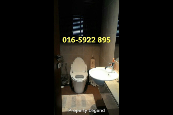 For Sale Bungalow at The Thompson, Ipoh Leasehold Semi Furnished 7R/8B 5.8m