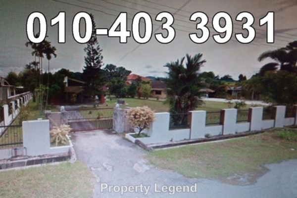 For Sale Bungalow at Sunway City Ipoh, Tambun Leasehold Semi Furnished 5R/3B 1.5百万