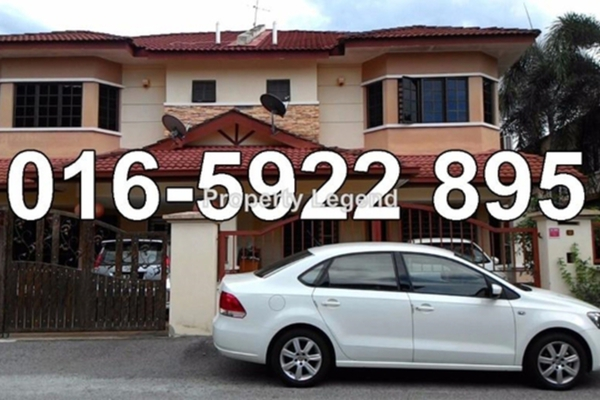 For Sale Semi-Detached at Sunway City Ipoh, Tambun Leasehold Semi Furnished 3R/3B 520k