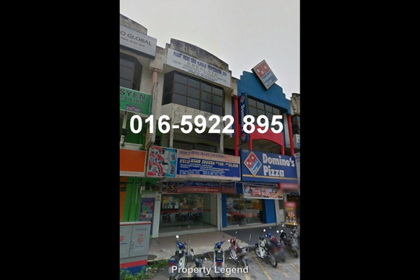 For Rent Shop at Jelapang, Ipoh Leasehold Unfurnished 0R/0B 4.4k