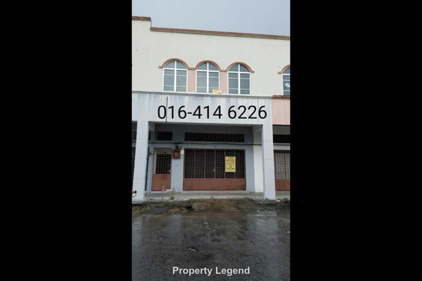For Sale Shop at Taman Seri Tambun, Bukit Tambun Leasehold Unfurnished 0R/0B 480k