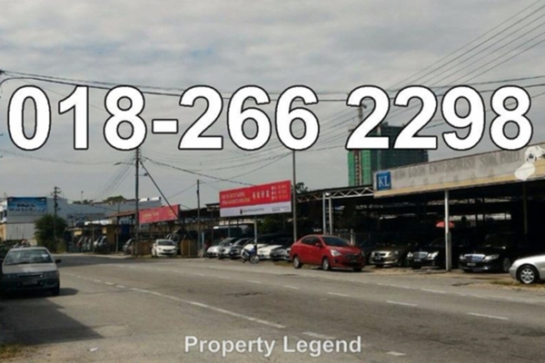 For Rent Shop at Taman Happy, Ipoh Leasehold Unfurnished 0R/0B 6k
