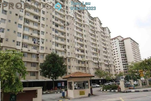 For Rent Condominium at Lestari Apartment, Bandar Sri Permaisuri Leasehold Fully Furnished 3R/2B 1.6k