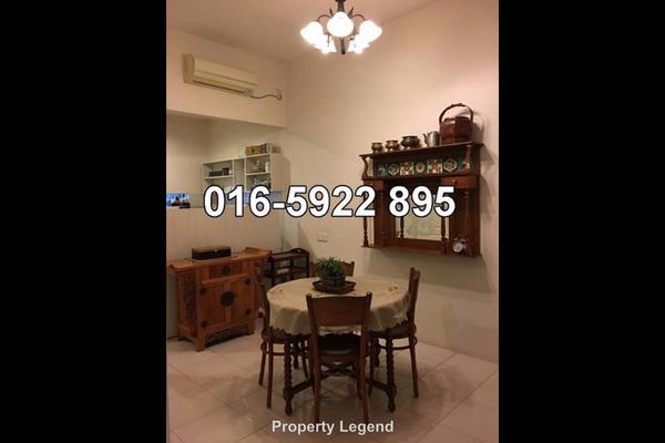 For Sale Terrace at Taman Perpaduan Koperasi, Tambun Leasehold Semi Furnished 4R/4B 780k