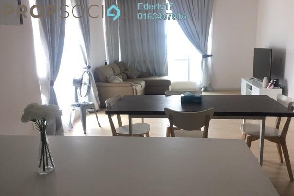 For Rent SoHo/Studio at Sunway Nexis, Kota Damansara Leasehold Fully Furnished 2R/2B 2.8k