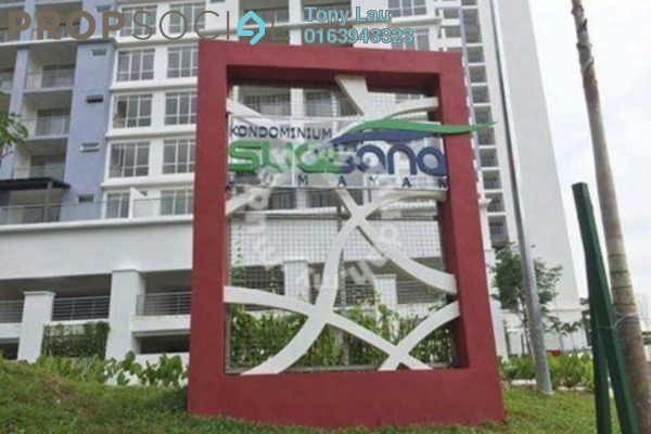 For Rent Condominium at Suasana Lumayan, Bandar Sri Permaisuri Leasehold Unfurnished 4R/2B 1.5k