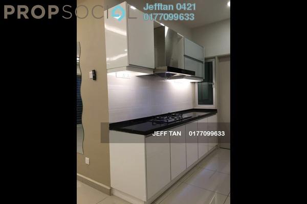 For Rent Condominium at Silk Residence, Bandar Tun Hussein Onn Freehold Semi Furnished 3R/2B 1.2k