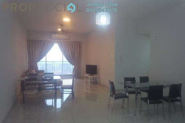 For Rent Condominium at 288 Residences, Kuchai Lama Freehold Fully Furnished 3R/3B 2k