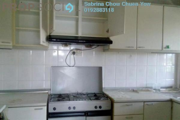 For Rent Condominium at Mutiara Oriental, Tropicana Freehold Semi Furnished 3R/3B 1.7k