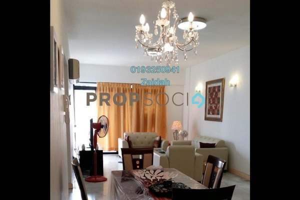 For Sale Condominium at One Ampang Avenue, Ampang Leasehold Fully Furnished 4R/3B 580k