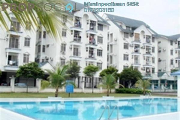 For Rent Condominium at Tiara Duta, Ampang Leasehold Fully Furnished 3R/2B 1.8k