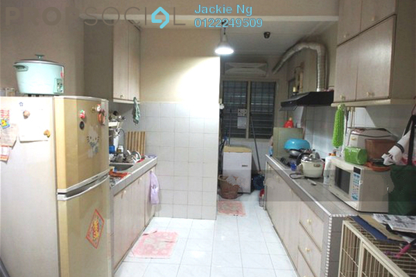 For Sale Terrace at Taman Sri Bahagia, Cheras South Freehold Semi Furnished 4R/3B 475k