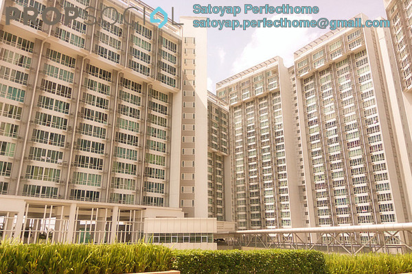For Rent Condominium at Garden Plaza @ Garden Residence, Cyberjaya Freehold Fully Furnished 1R/1B 1.2k
