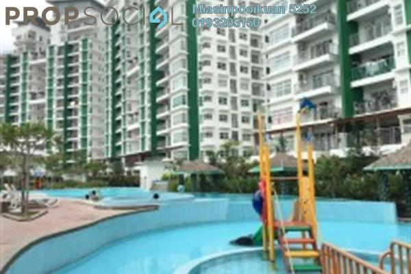 For Rent Condominium at D'Pines, Pandan Indah Leasehold Semi Furnished 4R/2B 1.6k