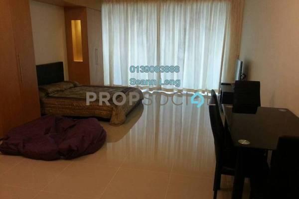 For Rent Serviced Residence at Oasis Ara Damansara, Ara Damansara Freehold Fully Furnished 0R/1B 1.65k