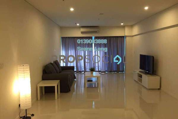 For Rent Condominium at Summer Suites, KLCC Leasehold Fully Furnished 2R/2B 3.3k