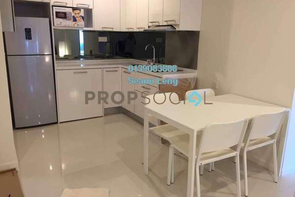 For Rent Condominium at Summer Suites, KLCC Leasehold Fully Furnished 2R/2B 3.2k
