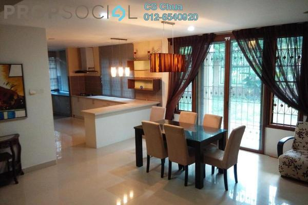 For Sale Terrace at Laman Rimbunan, Kepong Leasehold Semi Furnished 6R/6B 2.15m
