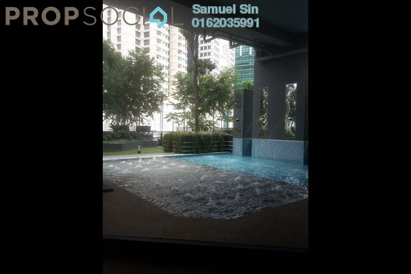 For Rent Condominium at KL Trillion, KLCC Freehold Fully Furnished 3R/3B 5k