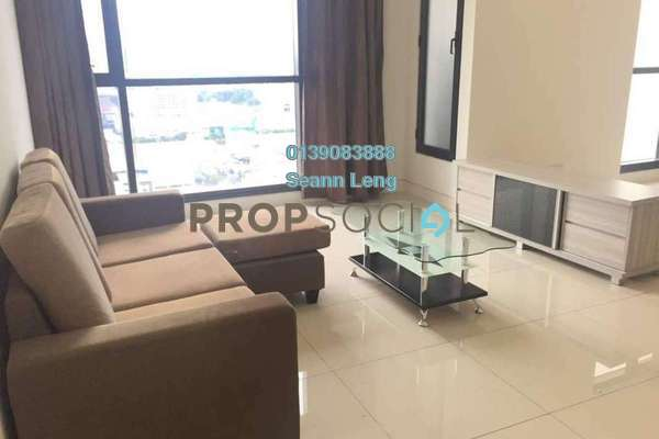 For Rent Serviced Residence at Arnica Serviced Residence @ Tropicana Gardens, Kota Damansara Leasehold Fully Furnished 0R/1B 2.1k